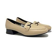 Giày cao gót ZAHAN 2cm, mũi vuông khóa, CGZAT151 thumbnail