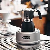 Bếp hồng ngoại mini 900W HM-901 chuyên dụng cho ấm Moka Bialetti và 9Barista thumbnail