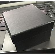 Hộp đựng đồng hồ Hộp dài kt 14,5 x6 x 3 cm - Hộp vuông KT 9 x 9 x 5,5 cm thumbnail