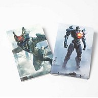 Pacific Rim Uprising Notebk Collection (Set Of 2) thumbnail