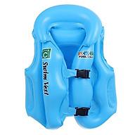 Áo phao bơi trẻ em - màu ngẫu nhiên thumbnail
