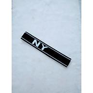 Băng đô thể thao nam nữ chữ NY thumbnail