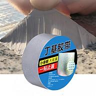 Băng Keo Siêu Dính Vá Lỗ Thủng, Khe Nứt Trong Mọi Điều Kiện Môi Trường 5cmx5m AZONE thumbnail