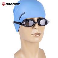 Nón bơi, mũ bơi silicone chính hãng GoodFit GF301SC thumbnail