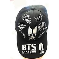 Mũ BTS chữ ký thành viên nón BTS thêu thumbnail