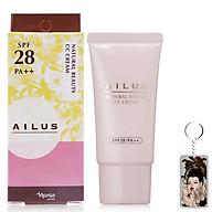 Kem Naris Ailus Natural Beauty CC Cream Nhật Bản 30ml tặng kèm móc khóa thumbnail