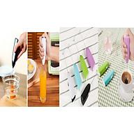 Máy đánh trứng tạo bọt thực phẩm cầm tay mini tiện dụng Dụng cụ trộn thực phẩm đa năng thumbnail