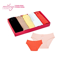Combo 5 Quần Lót Nữ Modern Brief Miley Lingerie BC041 - Màu Ngẫu Nhiên thumbnail