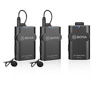 Micro thu âm không dây Boya BY-WM4 Pro-K2, Hàng chính hãng thumbnail