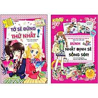 Combo 2 Cuốn Bộ Smart Girls - Mình Nhất Định Sẽ Sống Sót + Tớ Sẽ Đứng Thứ Nhất thumbnail