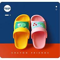 Dép sục sandal hở mũi siêu nhẹ cho bé trai bé gái GDB0001 thumbnail