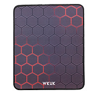 Gaming Mouse Pad Rubber Mouse Pad Anti-skid Wear-resistant Mouse Pad with Locking Edge Design for Office and Home thumbnail