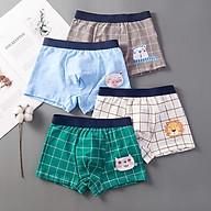 Combo 4 quần sịp bé trai đủ size 7-45kg thumbnail