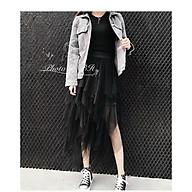 Chân váy ren Tua Rua phong cách Hàn Quốc thumbnail