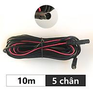 Dây kết nối camera hành trình và camera lùi, jack 2.5mm, 5 chân - Hàng nhập khẩu thumbnail