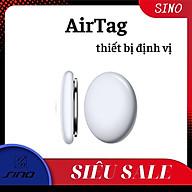 Thiết Bị Định Vị Thông Minh SINO ETAG1 - AirTag Hoạt Động Thông Qua Smartphone - Trên Bản Đồ Điện Thoại - Hàng Nhập Khẩu thumbnail