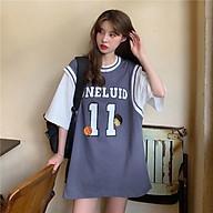 Áo bóng rổ số 11 phong cách hàn quốc thumbnail