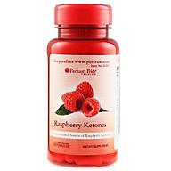 Thực phẩm chức năng bảo vệ sức khỏe, giảm cân an toàn Rasperry Ketones (mâm xôi) 100mg thumbnail