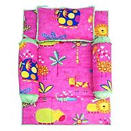 Bộ 4 Món Ga Gối Cho Bé Sleep Baby Pnik Zoo - F150 thumbnail