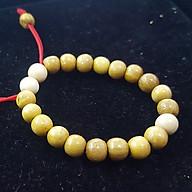 Vòng Gỗ Dâu Vip Cho Bé (6,5mm), mang lại bình an, giữ cho thân thể khỏe mạnh cho bé thumbnail
