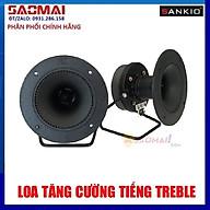 Bộ 2 Loa Treble Sankio JBM họng tròn, từ nam châm lớn 70mm - Hàn sẵn 2 tụ và 2m dây loa - Hàng chính hãng thumbnail