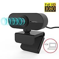 Webcam 1080P Full HD với đầu cắm USB micrô thumbnail