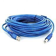 Dây USB Máy In 10M Màu Xanh thumbnail