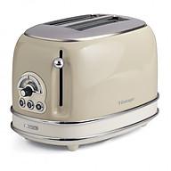 Nướng bánh mỳ 2 khay (Màu kem) Ariete MOD. 0155 13 - Hàng chính hãng thumbnail
