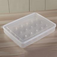 Bộ 1 Khay đựng trứng 24 quả chất liệu nhựa cao cấp dày dặn thumbnail