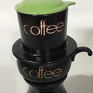 Bộ phin pha cà phê có bếp đun - Gốm sứ Bát Tràng thumbnail