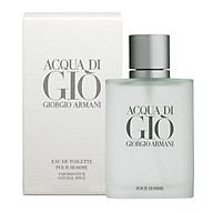 Acqua Di Gio for Men 50ml Eau de Toilette Spray thumbnail
