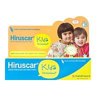 Gel Cải Thiện Sẹo Và Vết Thâm Ngứa Trẻ Em Hiruscar Kids 10G thumbnail