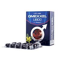 TPCN Viên Uống Tăng Cường Sinh Lý Và Sức Khỏe Nam Giới Omexxel Libido (Hộp 30 Viên) - Xuất xứ Mỹ thumbnail