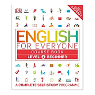 English for Everyone Course Book Level 1 Beginner thumbnail