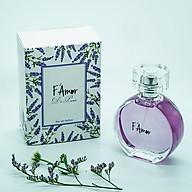 Nước hoa nữ De Paris F Amor thumbnail