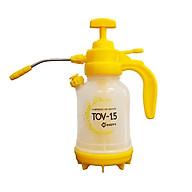 Bình nhựa-Bình tưới-Bình phun cây trồng 1.5 Lít (Màu vàng)- Nhỏ gọn tiện lợi-Điều chỉnh được cần,phun tia nước xa 1.5m thumbnail