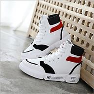 Giày thể thao nữ cao cổ Hàn Quốc thumbnail