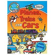 The Wonderful World Of Simon Abbott Planes, Trains And Cars thumbnail