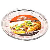 Khay giấy bạc nướng bánh pizza đường kính 30cm 3 cái bộ UBL KC0355 thumbnail