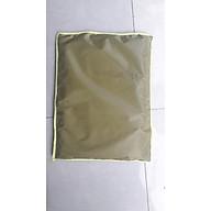 Áo mưa đôi, áo mưa 2 đầu vải dù ép PVC chống nước chống rách có kính che mặt cao cấp thumbnail
