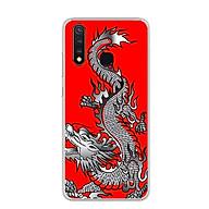 Ốp lưng dẻo cho điện thoại Vivo Y19 - 0295 DRAGON03 - Hàng Chính Hãng thumbnail