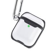 Bao case dành cho tai nghe Apple Airpods 1 2 hiệu WIWU Eggshell Case chống sốc siêu mỏng bảo vệ toàn diện, vật liệu cao cấp - Hàng nhập khẩu (Màu ngẫu nhiên) thumbnail
