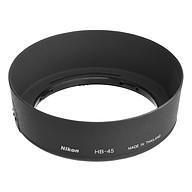 Lens Hood Nikon HB - 45 (Đen) - Hàng Nhập Khẩu thumbnail