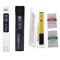 Combo bút đo độ PH và bút thử nước EC thumbnail