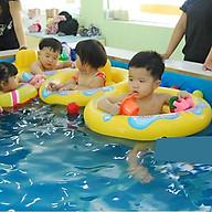 Phao chống lật INTEX 59574 xỏ chân cho bé, chất liệu nhựa PVC an toàn cho bé, màu sắc nổi, không bị phai thumbnail