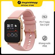 Đồng hồ thông minh BeU B1 Hồng - Hàng chính hãng thumbnail