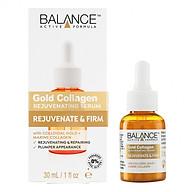 Tinh Chất Ta i Ta o Da, Chống Lão Hóa Balance Gold Collagen Serum 30ml thumbnail