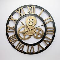 Đồng hồ trang trí treo tường cực chất thumbnail