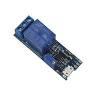 Module Tạo Trễ - Chuyển Mạnh Điều Khiển Relay Input 5V-30V V1 thumbnail