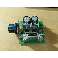Mô đun động cơ điều chỉnh tốc độ DC 12v 24v 30v 40v 13khz Pwm Dc 10a 50v 1000uf thumbnail